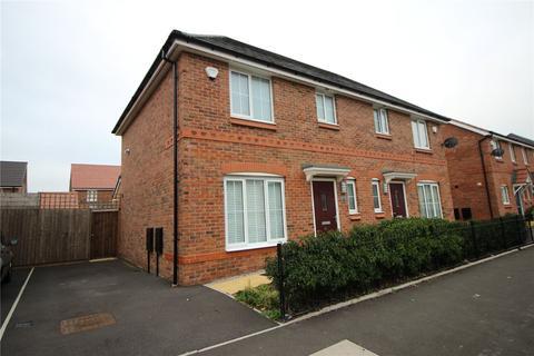 3 bedroom semi-detached house to rent - Lewisham Road, Liverpool, Merseyside, L11