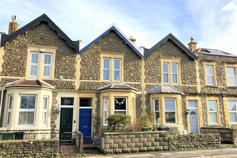 3 bedroom terraced house for sale - Kenn Road, Clevedon