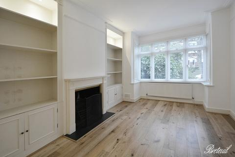 3 bedroom terraced house to rent - Clancarty Road, London, SW6