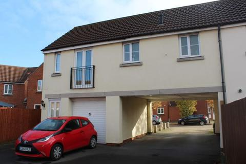 1 bedroom coach house for sale - Worle Moor Road, Weston-Super-Mare
