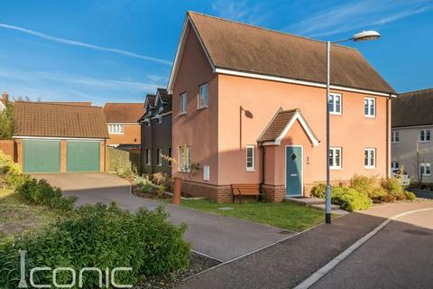 4 bedroom detached house for sale - Lion Close, Costessey, Norwich