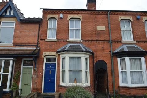 2 bedroom terraced house to rent - 33 Waterloo Road, Kings Heath, Birmingham B14 7SD