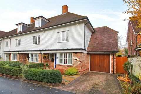 2 bedroom end of terrace house for sale - Watermill Close, Brasted, Westerham, Kent, TN16