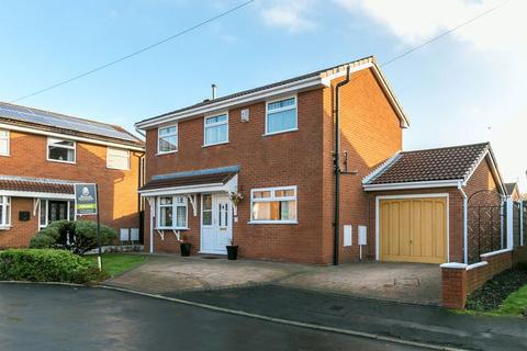 3 bedroom detached house for sale - Danebury Close, Hindley, WN2 3JQ