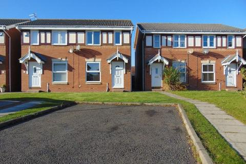 2 bedroom semi-detached house for sale - Greenhills, Killingworth, Newcastle upon Tyne