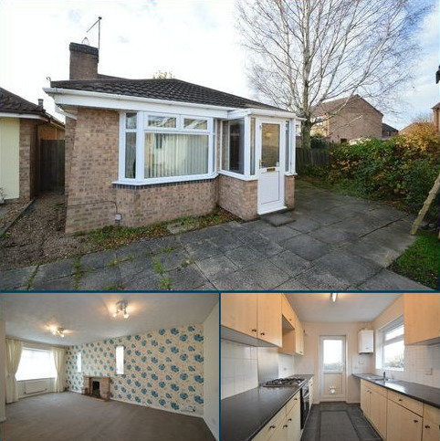 2 bedroom bungalow to rent - Honeysuckle Close, Balderton