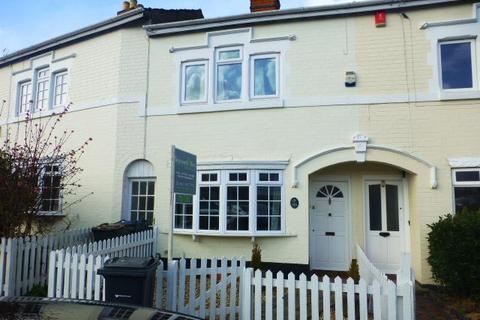 3 bedroom terraced house to rent - Gordon Road, Harborne, Birmingham, B17 9EX