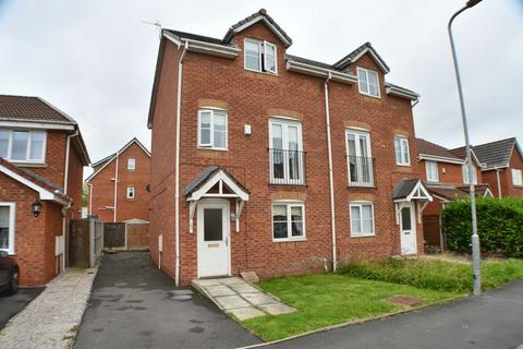 4 bedroom semi-detached house for sale - Chandlers Way, St Helens