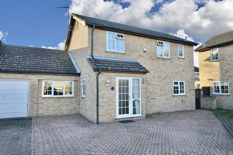 4 bedroom link detached house for sale - Fletchers Close, Ramsey, Cambridgeshire.