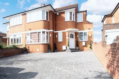 4 Bedroom Semi Detached House For Sale Greystoke Gardens Enfield En2