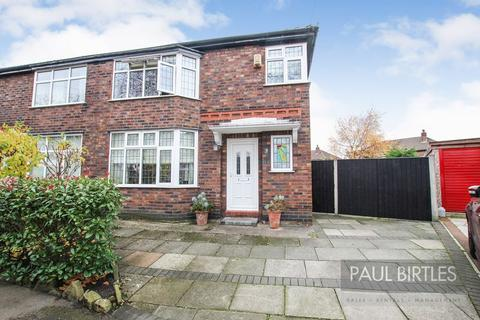 3 bedroom semi-detached house for sale - Humphrey Crescent, Urmston, Manchester