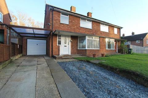 3 bedroom semi-detached house for sale - Somerset Avenue, Harefield, Southampton