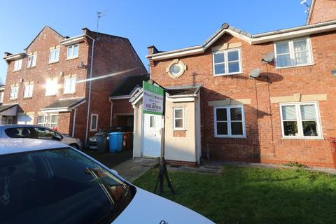 4 bedroom semi-detached house to rent - Woodacre, Whalley range, M16