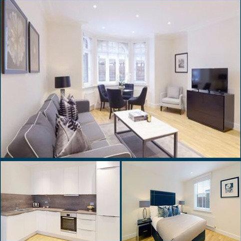 2 bedroom apartment to rent - Ravenscourt Park, W6