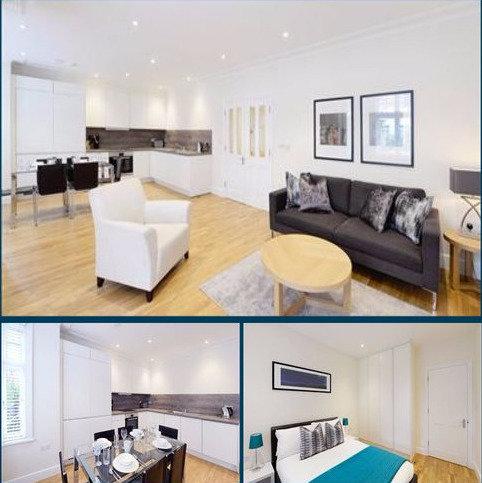 2 bedroom flat to rent - 18 Hamlet Gardens London W6,
