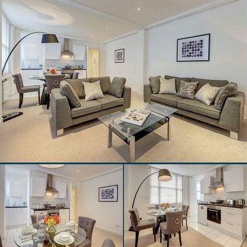 1 bedroom apartment to rent - Hill Street, London, W1