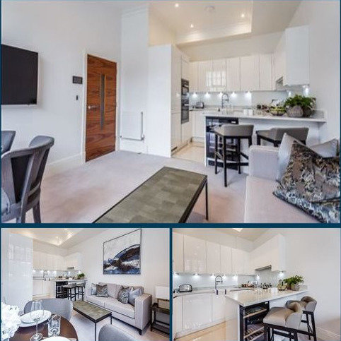 1 bedroom apartment to rent - Palace Wharf Apartments, W6