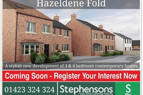 3 bedroom semi-detached house for sale - Minskip, Boroughbridge, York