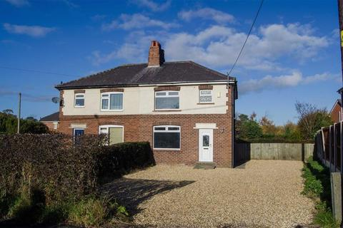 3 bedroom semi-detached house for sale - The Woodlands, Dobshill, Deeside, Dobshill, Flintshire