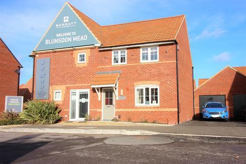 3 bedroom semi-detached house for sale - Greycing Street, Blunsdon Mead, Swindon