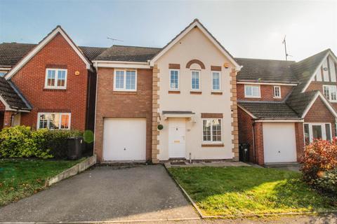 4 bedroom detached house for sale - Admington Drive, Warwick