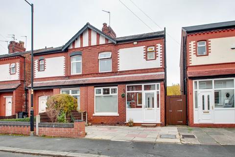 3 bedroom semi-detached house for sale - Victoria Road, Urmston, Manchester, M41