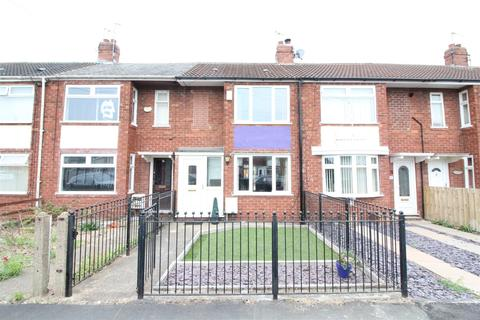 2 bedroom terraced house to rent - Danube Road, Hull