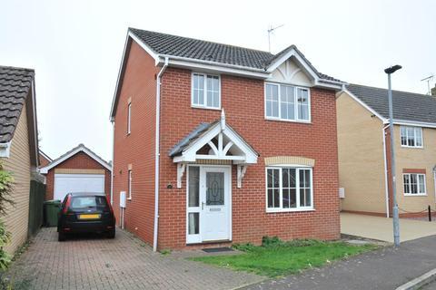 3 bedroom detached house for sale - Lidgate Close, Peterborough