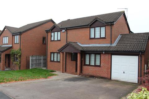 4 bedroom detached house to rent - Harpenden Drive, Coventry