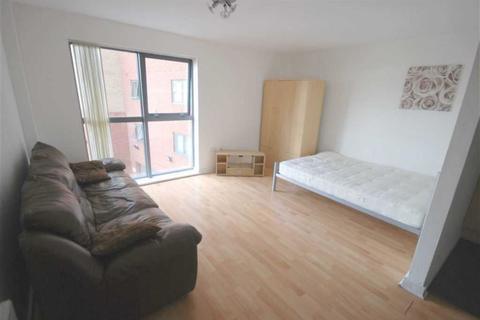 Studio to rent - Lincoln Gate, Green Quarter, Manchester, M4