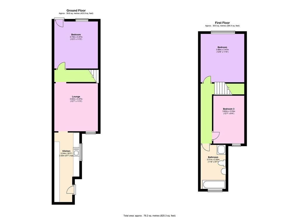 Floorplan: Lorne Road 134.jpg