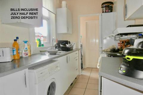 4 bedroom terraced house to rent - Clarendon Park Road, Leicester