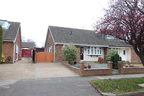 2 bedroom semi-detached bungalow for sale - Goran Avenue, Stony Stratford, Milton Keynes