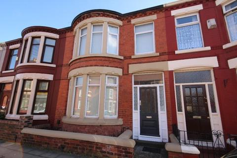 3 bedroom terraced house to rent - Maskell Road, L13 2AD