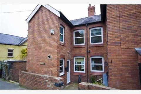 2 bedroom semi-detached house for sale - Woodlands Road, Llangollen