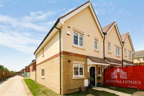 2 bedroom terraced house for sale - St Lawrence Mews, Liphook, Hampshire, GU30