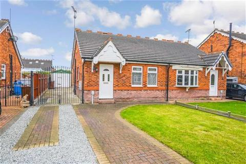 2 bedroom semi-detached bungalow for sale - Sittingbourne  Close, Howdale Road, Hull, HU8