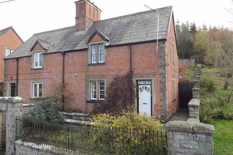 2 bedroom semi-detached house for sale - 1, The Pentre, Leighton, Welshpool, Powys, SY21