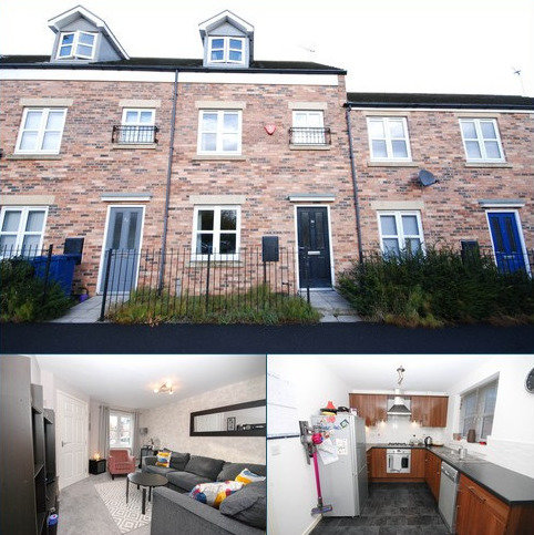 3 bedroom townhouse for sale - Wyedale Way, Walkergate