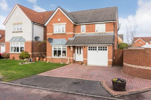 4 bedroom detached house for sale - 17 Craigallan Park, Bo'ness EH51 9QY