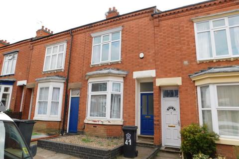4 bedroom terraced house to rent - Lytton Road, Leicester LE2 1WL