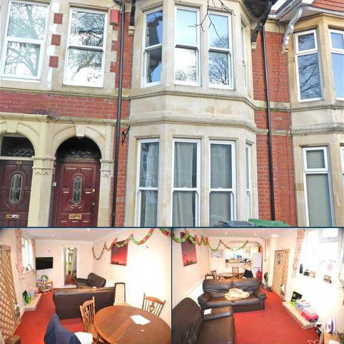 6 bedroom terraced house to rent - AFRICA GARDENS, HEATH, CARDIFF