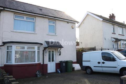 2 bedroom semi-detached house to rent - Snowden Road