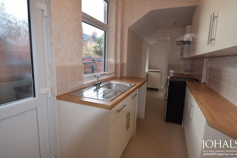 2 bedroom terraced house to rent - Milligan Road, Leicester, LE2