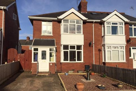 3 bedroom semi-detached house for sale - Chard Road, Exeter