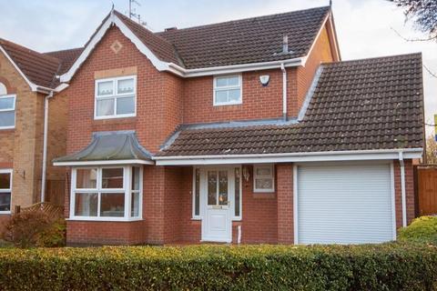 3 bedroom detached house for sale - Spoonley Wood Court, Heatherton Village