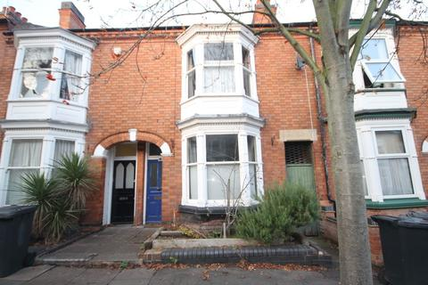 2 bedroom terraced house to rent - Harrow Road, West End, Leicester, LE3 0JZ