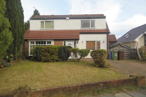 3 bedroom detached house for sale - Ferndale Avenue, Whitefield, M45