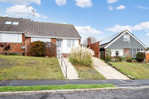 2 bedroom semi-detached bungalow for sale - Upper Sherwood Road, Seaford