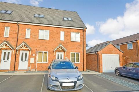3 bedroom townhouse for sale - Brockwell Park, Kingswood, Hull, HU7